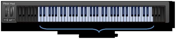 Celesta Keyboard