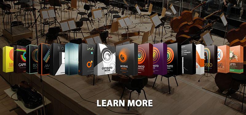 Sonokinetic Orchestral Bundle