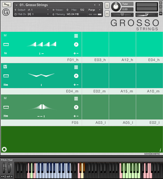 Grosso Interface