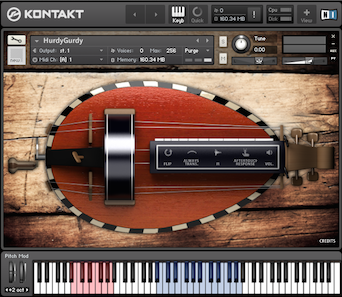 Accordion - Sonokinetic - Sample libraries and Virtual Instruments