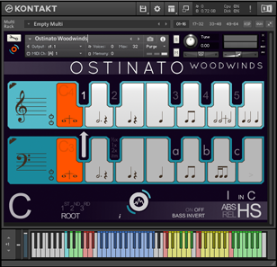 Ostinato Woodwinds