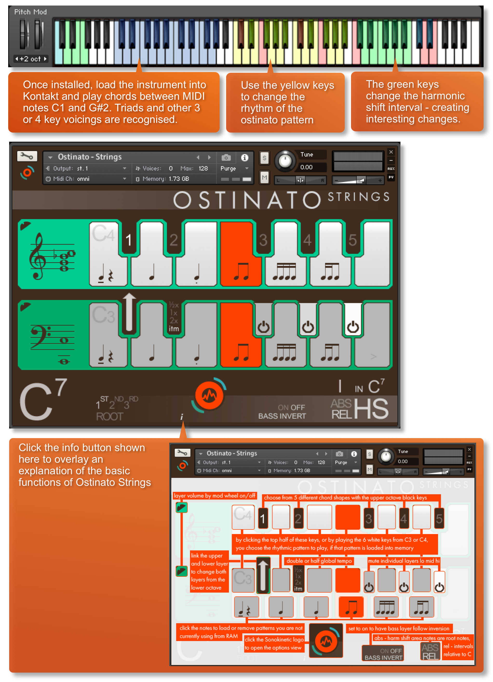 Ostinato Strings Quick Start