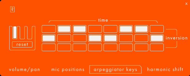 Ostinato Woodwinds InVersion Arpeggiator