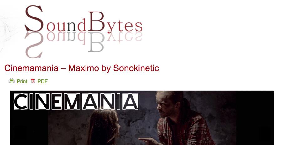 Maxmo Review by SoundBytes