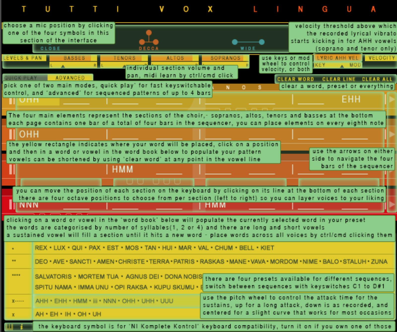 Tutti Vox Lingua Advanced Help Overlay