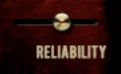 The Watchmaker - Reliability