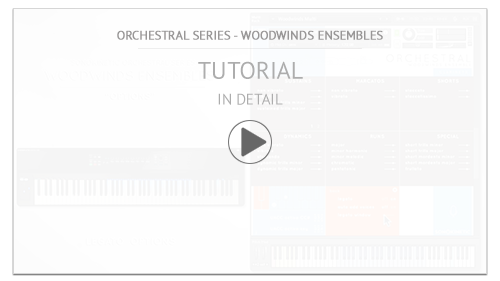 Video Tutorial: Woodwinds Ensembles Tutorial: In Details